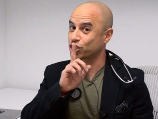 Dr. Zubin Damania