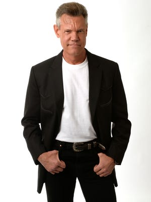 6/7/13 8:37:23 PM -- Nashville, TN, U.S.A  -- Randy Travis poses for a portrait before performing at the CMA Music Festival concert at LP Field. --    Photo by Robert Deutsch, USA TODAY Staff