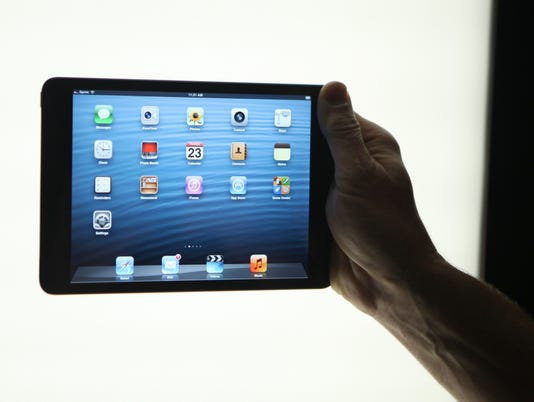 Tablets find a home in more U.S. homes