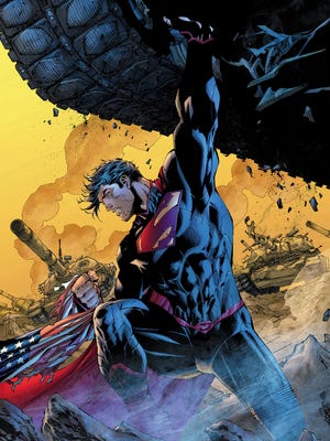 The Man of Steel faces an all-new foe and the return of an old villain in DC Comics' 'Superman Unchained.'