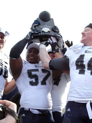 Rice heads into 2013 fresh off a postseason run and bowl win over Air Force.