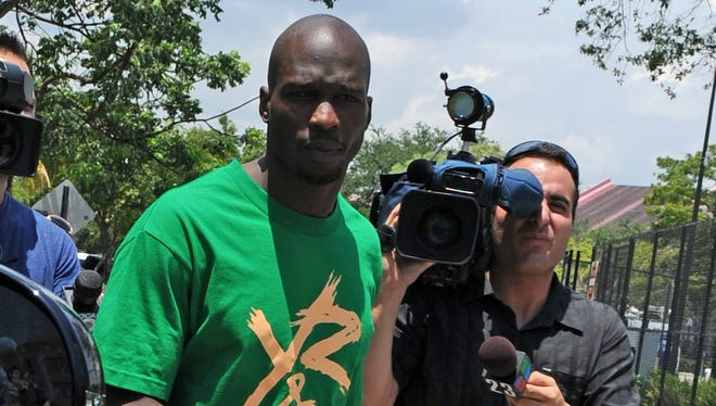 Chad Johnson hasn't played in the NFL since the 2011 season.