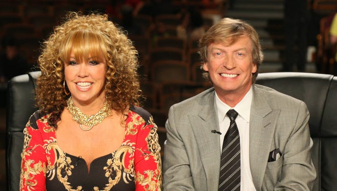 'So You Think You Can Dance' judges Mary Murphy and Nigel Lythgoe separate the cans from the cannots.