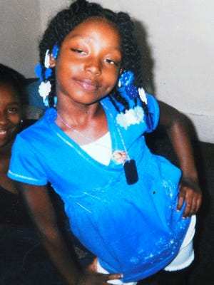 Aiyana Stanley-Jones, 7, was shot and killed May 16, 2010, by a shot from a Detroit police officer during a raid to arrest a murder suspect.