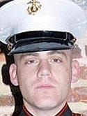 """Cpl. Michael R. Cohen was killed during the Second Battle of Fallujah on Nov. 22, 2004. Six Marines from the 1st Battalion, 3rd Marines were wounded in the battle which is the focus of """"The November War"""" documentary."""