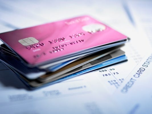debit credit cards getty