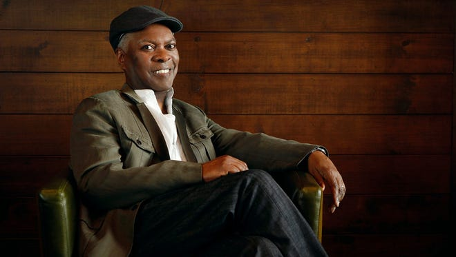 Booker T. Jones' new album, 'Sound the Alarm,'  is out June 25 on Stax Records.