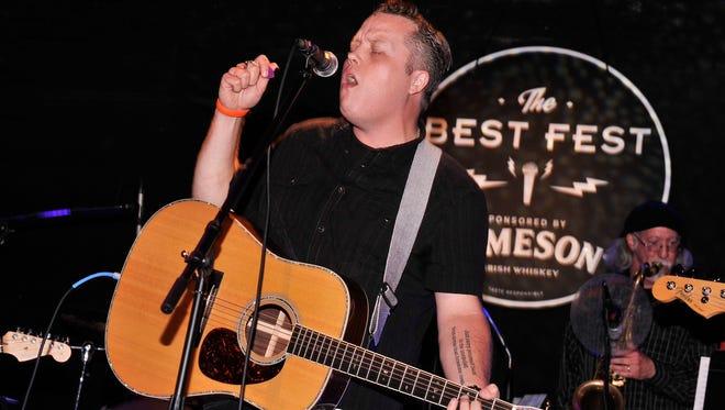 Jason Isbell's new album is entitled 'Southeastern.'