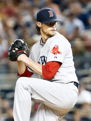 Clay Buchholz is 9-0 with an MLB-leading 1.71 ERA.