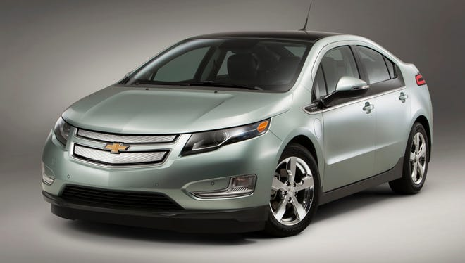The Obama administration is promoting the use of electric vehicles such as the Chevrolet Volt, which is battery powered for the first 25 to 50 miles after a charge.  Its on-board generator  provides additional power to go another 300 miles,