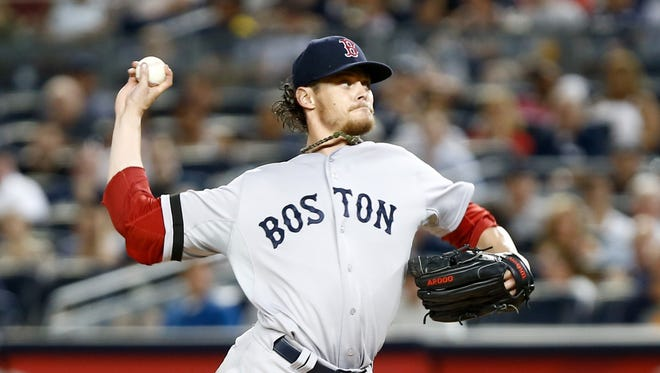 The next start for Boston Red Sox starter Clay Buchholz will be delayed by at least two days.