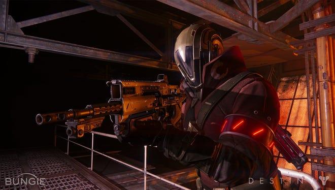 A scene from 'Destiny.'