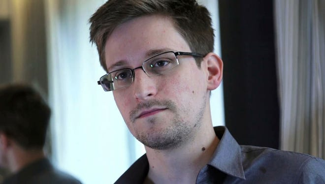 Edward Snowden worked as a contract employee at the National Security Agency.
