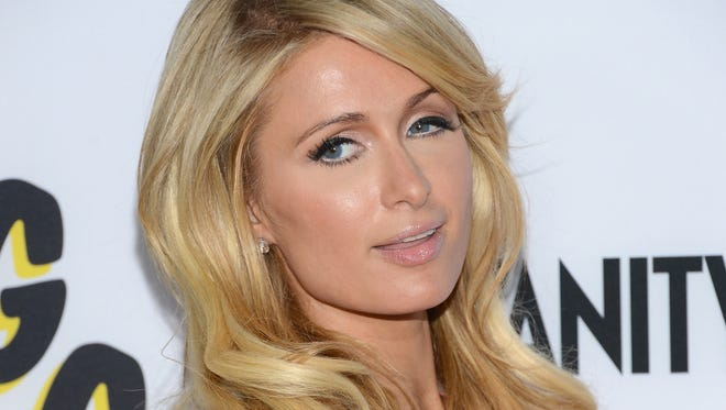 Paris Hilton attends the premiere of 'The Bling Ring' at Directors Guild Of America on June 4, 2013 in Los Angeles, California. Her actual home plays a starring role in the film.