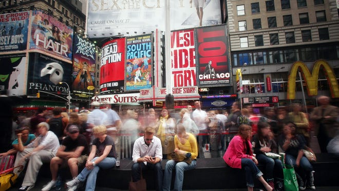 There is much more to lure foreign students to study abroad in the US than just famous sites like Times Square.