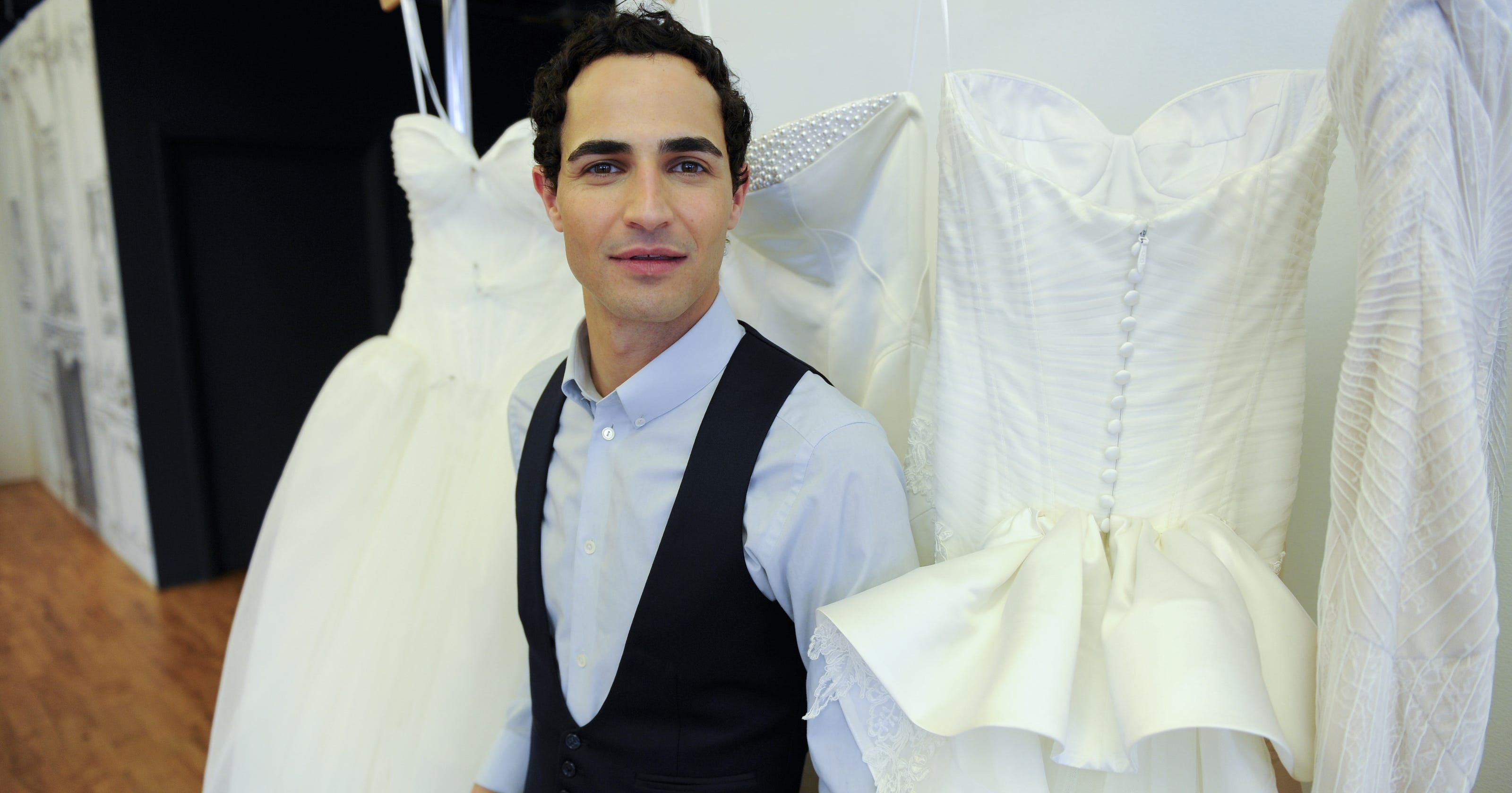 7ed834fab07 Exclusive  Zac Posen launches new David s Bridal line