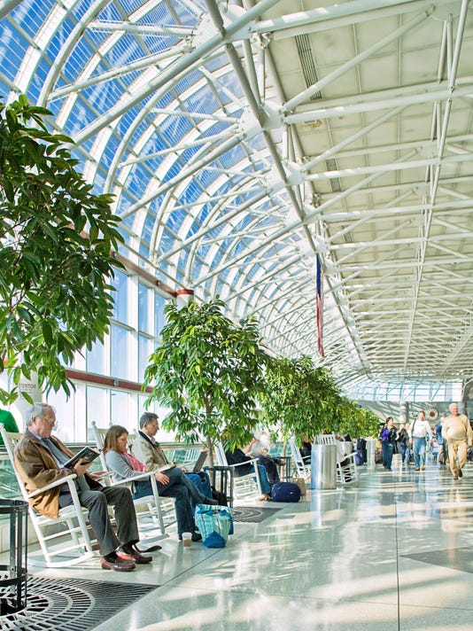 10 U S Airports You Re Likely To Breeze Through