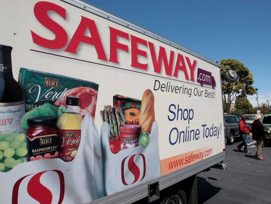 Investment firm Cerberus to buy Safeway for $9 billion