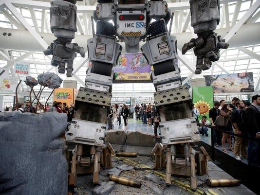 titanfall robot