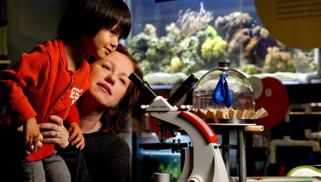 Discovery Place in Charlotte, N.C., helps make science fun with hands-on learning stations and innovative exhibits.