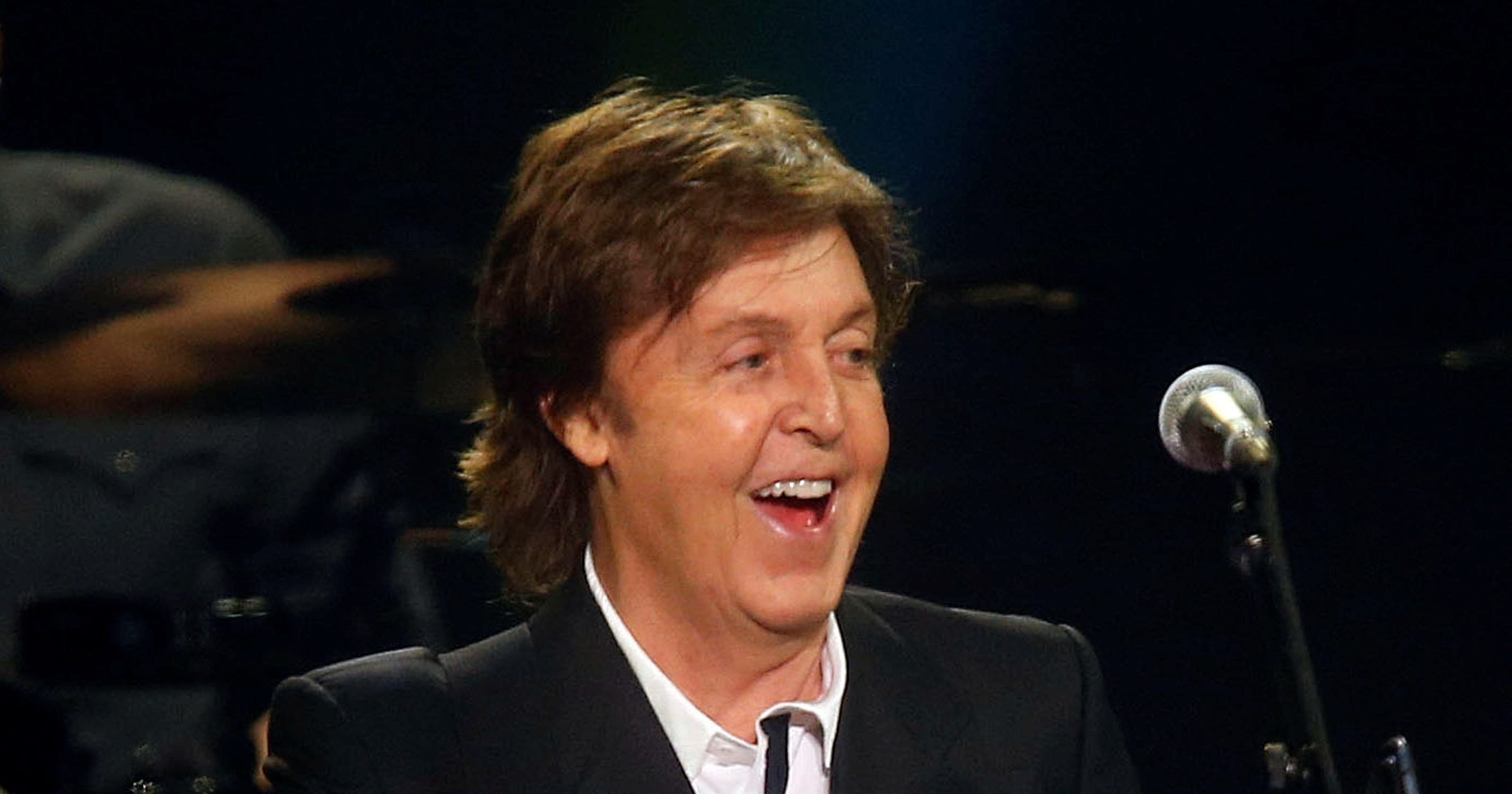 IHeartRadio Poll Paul McCartney Is Pops Coolest Dad