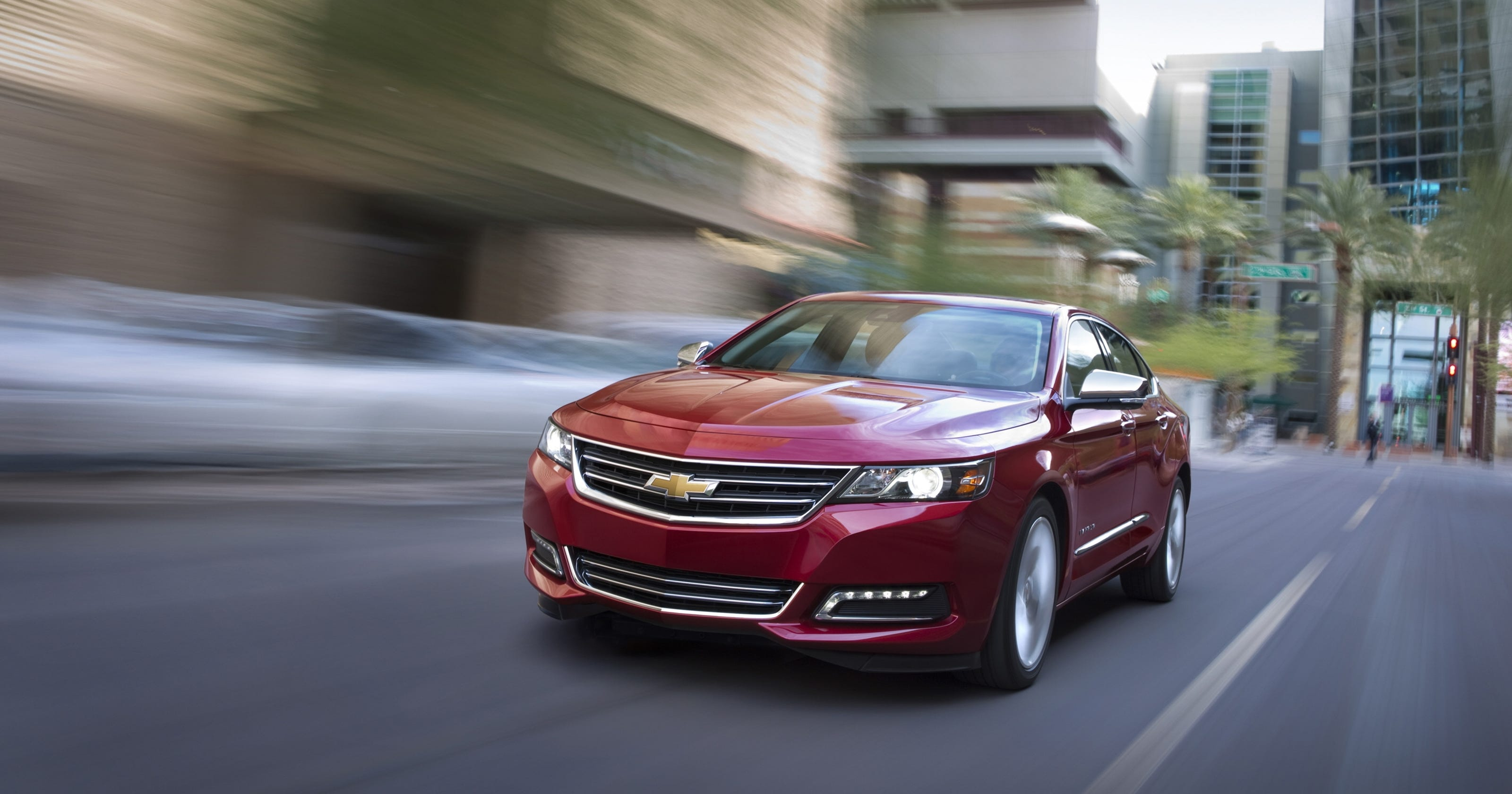 Test Drive disagrees: Slick Chevrolet Impala has hiccups