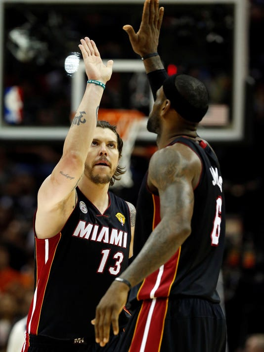 978ffd7faee Decision to start Mike Miller paying off for Miami Heat