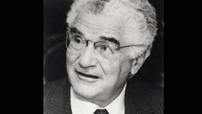 In this undated photo provided by Peter Soros, Paul Soros is shown.