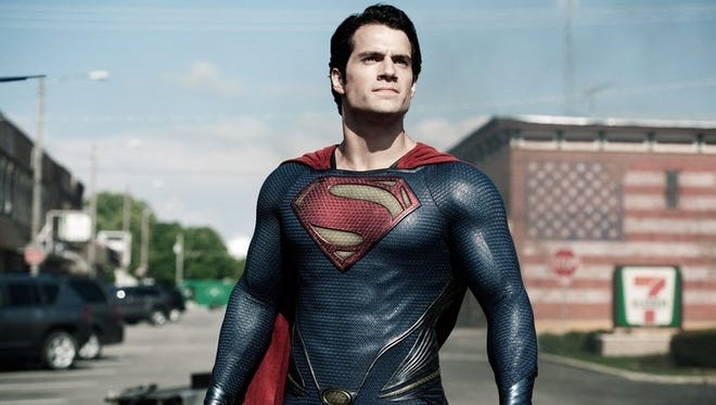 Henry Cavill's darker 'Man of Steel' reinvigorates the Superman franchise.