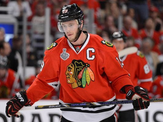 Game 3 Preview: Offense Needed From Jonathan Toews