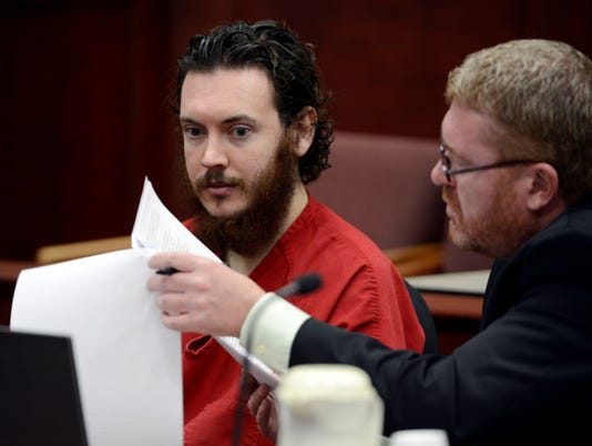 Judge: 3,500 could be summoned for Holmes jury