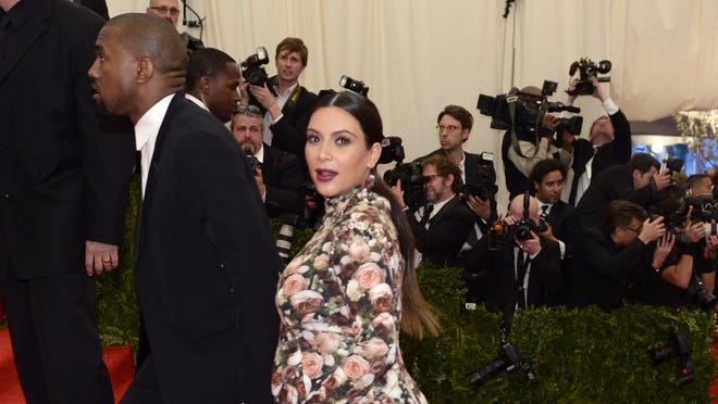 Kim Kardashian and Kanye West are the parents of a girl born on June 15, 2013 in Los Angele.