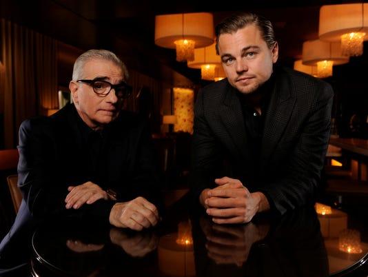 Scorsese DiCaprio