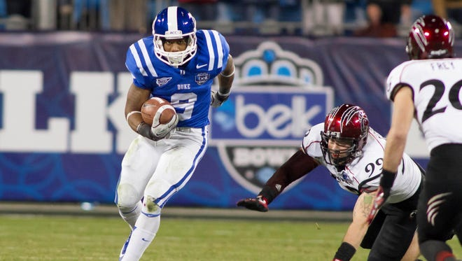 Duke will use a more balanced offense in its effort to reach the postseason for the second year in a row.