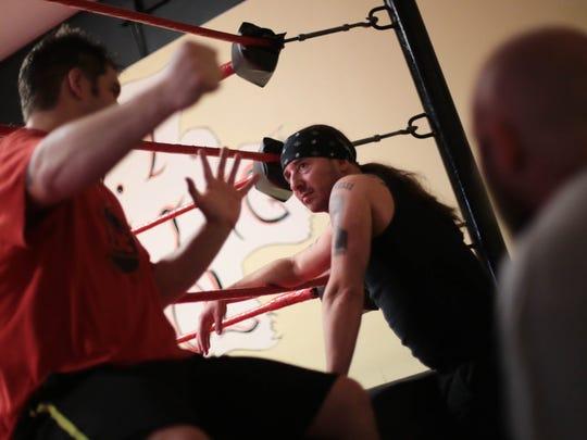 wrestling school 3