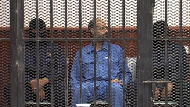 Official Trial Of Libya S Gadhafi S Son In August