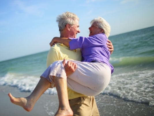 couple retirement