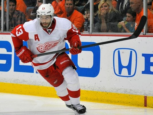 Pavel Datsyuk Inks 3-year Extension With Red Wings