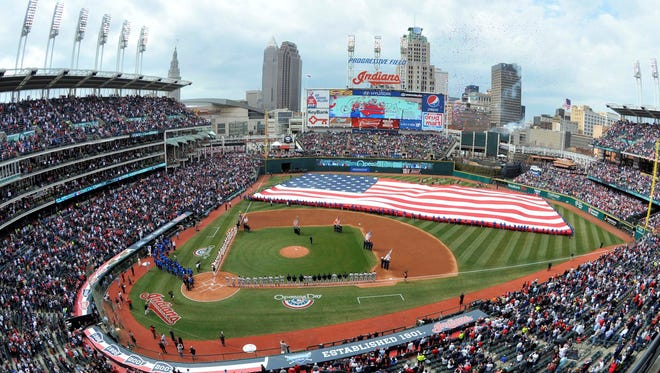 The opening of Progressive Field as Jacobs Field in 1994 coincided with the Indians' revival, which included five consecutive division titles and two trips to the World Series.