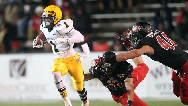 Kent State running back Dri Archer is one of the nation's best skill players.
