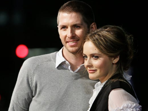 Name: Bear Blu Jarecki | Parents: Actress Alicia Silverstone and musician Christopher Jarecki. The name may have something to do with Silverstone's animal rights advocacy, but that hasn't been confirmed.