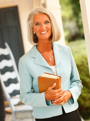 Bible teacher Anne Graham Lotz is the daughter of Billy Graham.