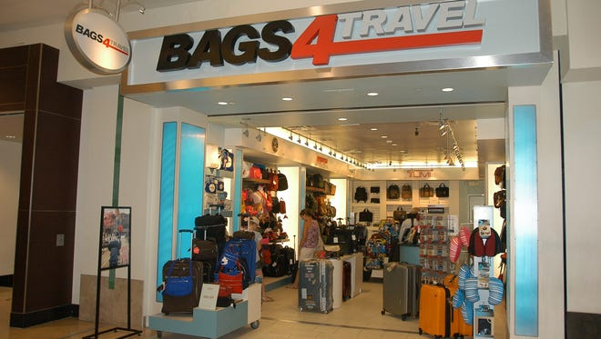 Bags 4 Travel at Orlando International Airport.