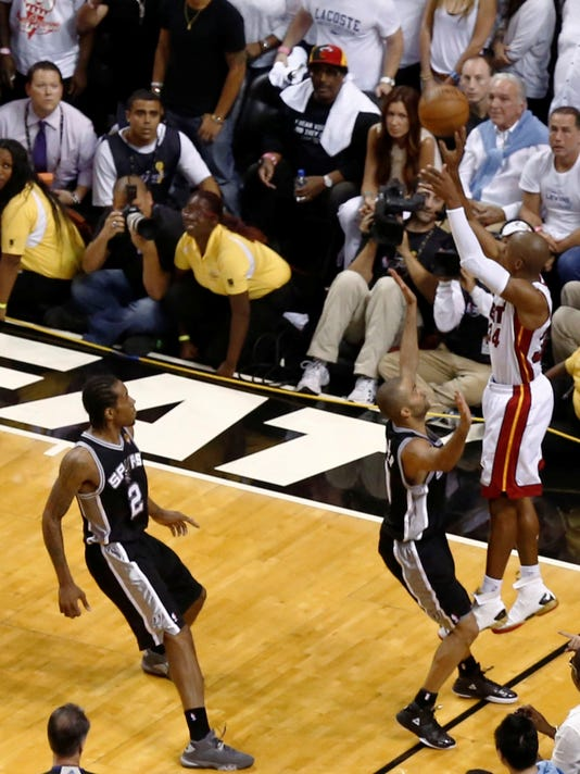 Ray Allen hits one of biggest shots of career for Heat 2dfa1d1f47