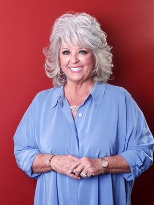 Paula Deen poses on Jan. 17, 2012 in New York.