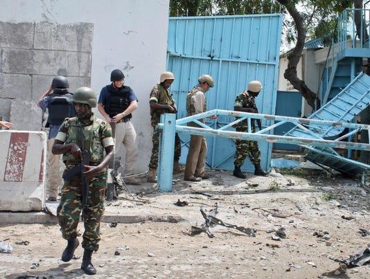 somalia compound