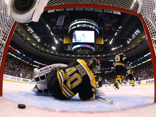 Bruins 'made It Too Tough On Ourselves'