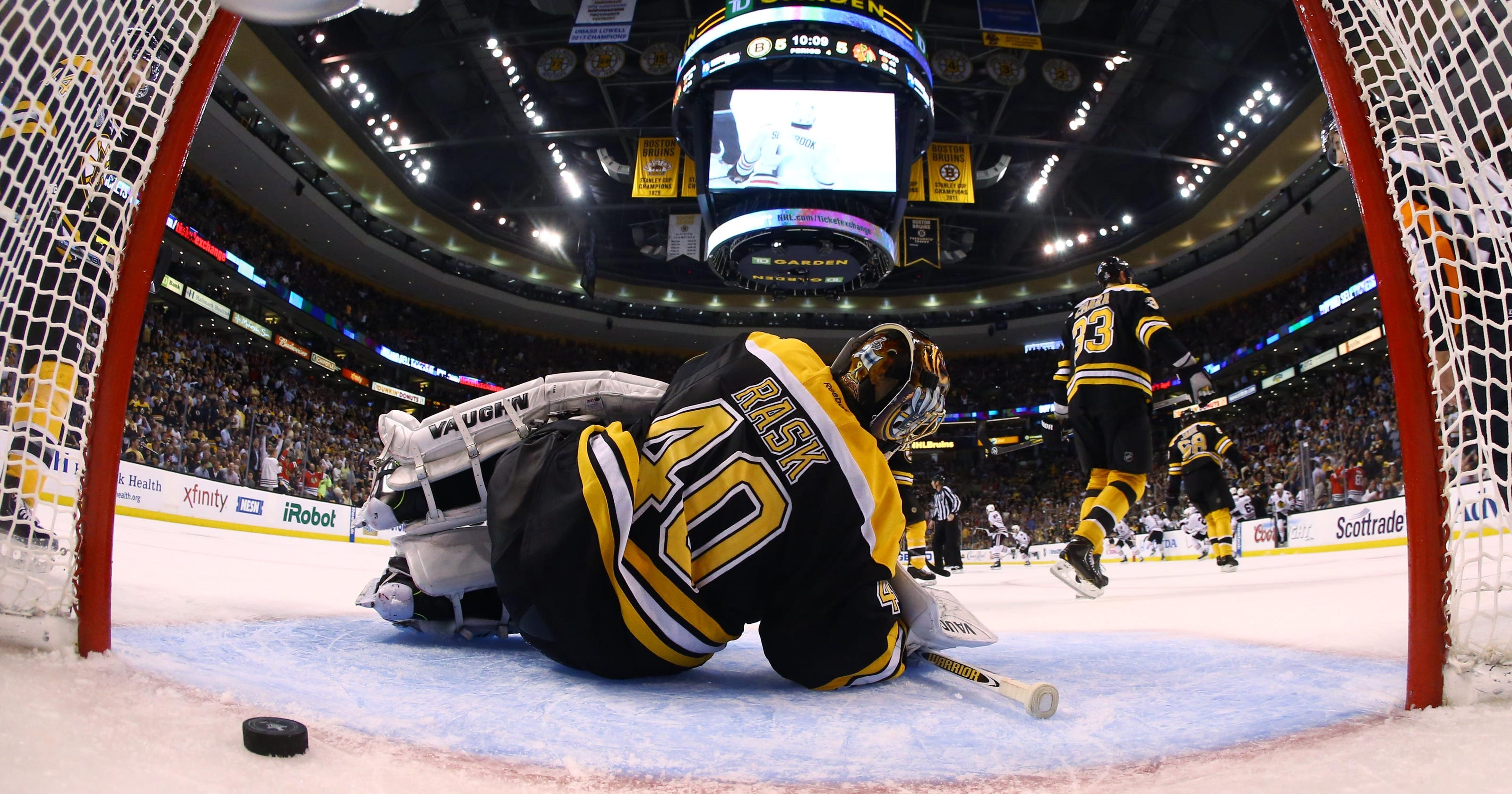 Bruins  made it too tough on ourselves  8de295825