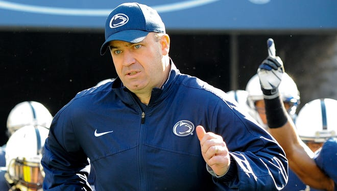 Penn State coach Bill O'Brien is getting a raise after an 8-4 season in the wake of crippling sanctions against the Nittany Lions.