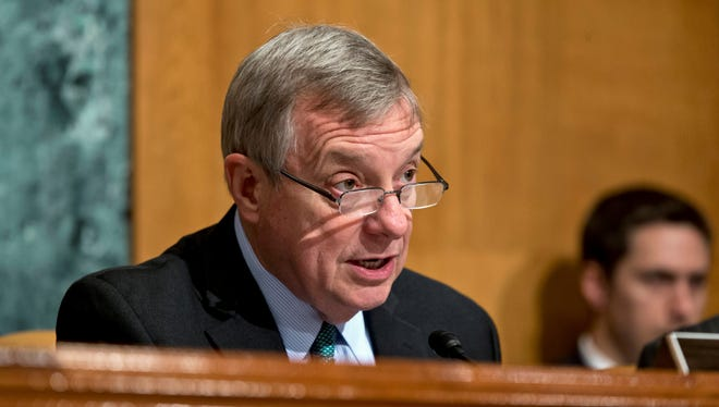 Senate Majority Whip Dick Durbin, D-Ill., chairs a Judiciary panel that deals with civil rights issues.